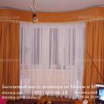 Недорогие шторы для гостиной заказать