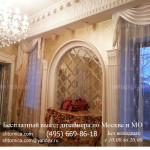 Элитные шторы в особняк.
