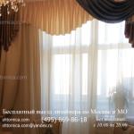 Шторы для кухни на заказ Москва