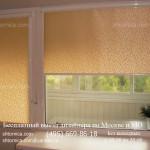 Рулонные шторы без сверления для балконной двери и окна
