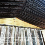 Потолочные шторы в спальню на заказ