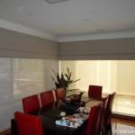 Римские шторы жалюзи для конференц зала на заказ