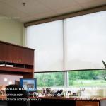 Рулонные шторы(жалюзи) для домашнего офиса заказать Москва