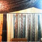 Тёмные шторы для спальни под заказ