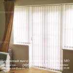 Вертикальные шторы для гостиной купить на заказ