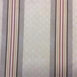 Портьерная ткань из хлопка с вертикальным чередованием полос