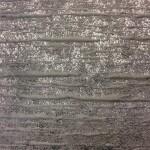 Портьерная жаккардовая ткань с рельефным выпуклым нанесением темного рисунка
